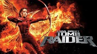 MOVIE TRAILER = TOMB RAIDER (Lara Croft) + The Hunger Games / Лара Крофт + Голодные игры