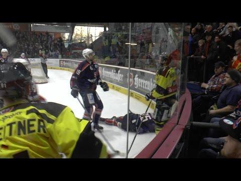 Eishockey: Hannover Indians vs. Tölzer Löwen
