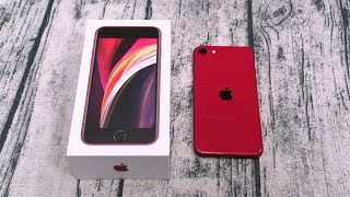 "iPhone SE 2020 ""Unboxing and First Impressions"""