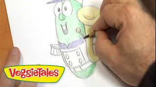 VeggieTales: How to Draw Gideon
