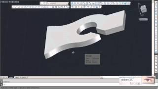Autocad 3d Drawing 3