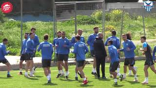 Anorthosis Famagusta │ Training Session │ ANO MEDIA │ 04.03.2021