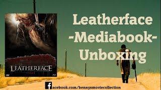 Leatherface Mediabook - Unboxing
