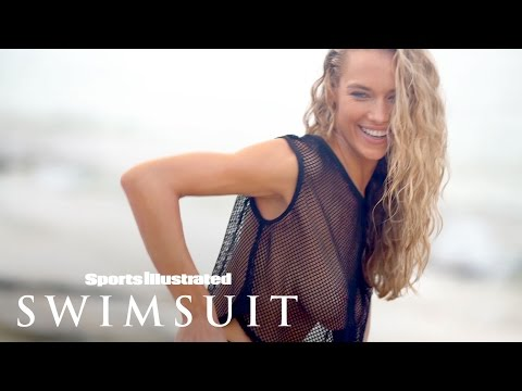 c86759a59101 Hannah Ferguson Twerks For You & Gets Flexible In Fiji | Outtakes | Sports  Illustrated Swimsuit - YouTube