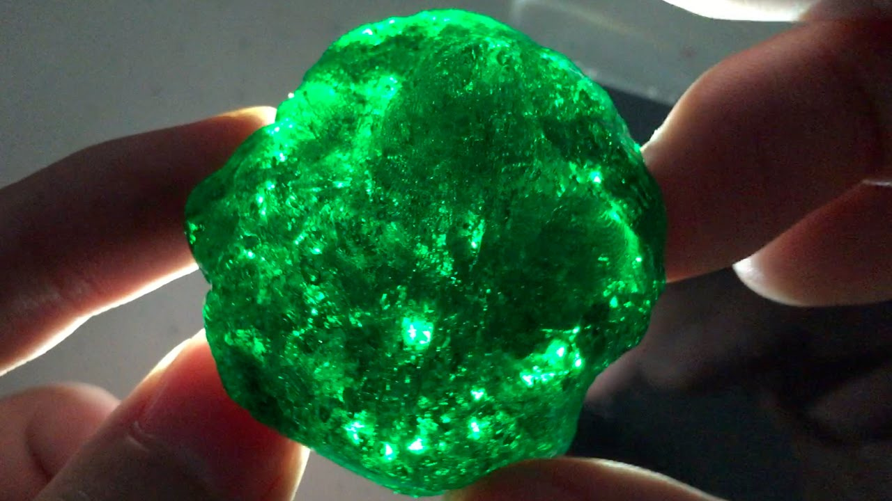 ruby amazon green qszl com emerald sports glass shaped diamond outdoors dp paperweight