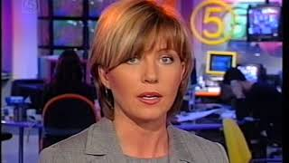 Channel 5 News - Kirsty Young - 6-10-97