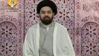 Lecture 84 (Namaz) Sajda-e-Sehaw Ka Tareeqa by Maulana Syed Shahryar Raza Abidi