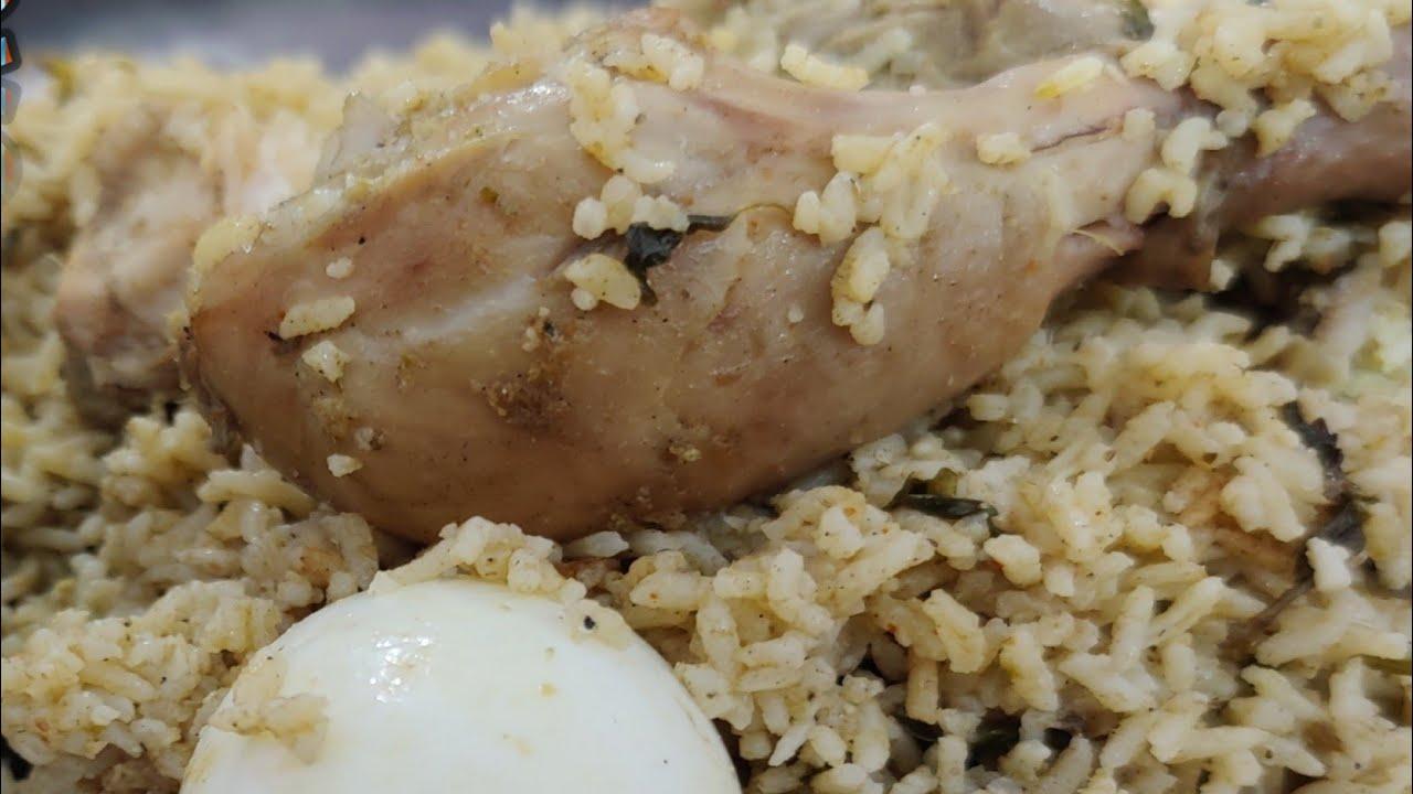 Dindigul thalappakatti chicken dum biriyani recipe | seeraga samba  briyani | tamil | fire and ice