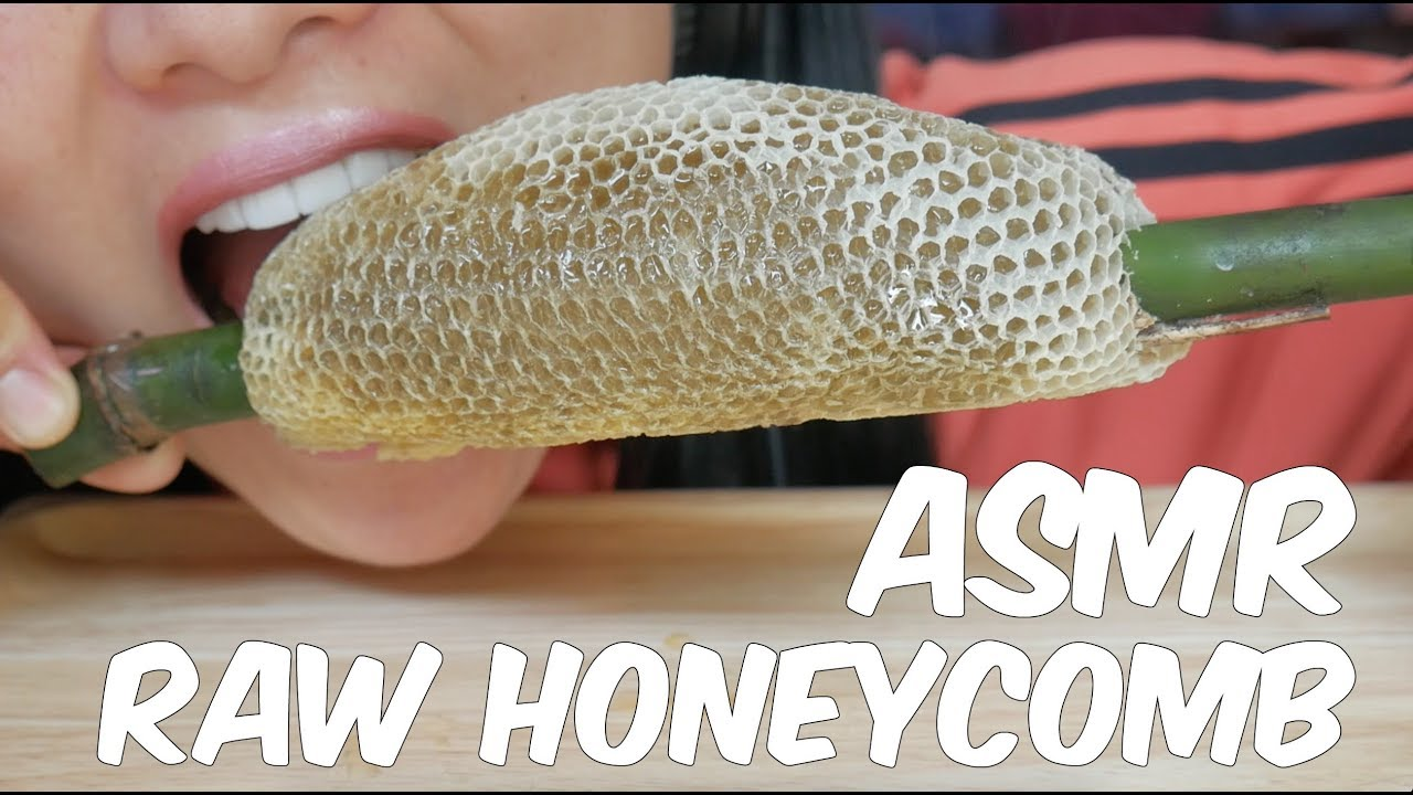 Asmr Raw Honeycomb Eating Sounds Sas Asmr Part 4 Youtube If you enjoy eating, whispering sounds, eating show / mukbang, then your in the right place my name is sas and | love making videos:). asmr raw honeycomb eating sounds sas asmr part 4