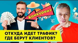 Анализ сайта: запросы, ключевые слова, рекламные кампании ➤  Similarweb, Serpstat, Keys.so