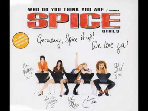 Spice Girls - Who Do You Think You Are (Male Version)