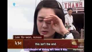 [Vietsub] tvN LOVE charity program - Lee Yo Won - Part 2/2