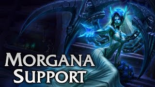 Ghost Bride Morgana Support - Full Game Commentary