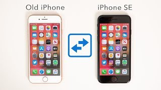 How to Backup Old iPhone & Restore to iPhone SE 2020 (Setup Process)
