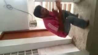 Indian Guy dancing 9ja music