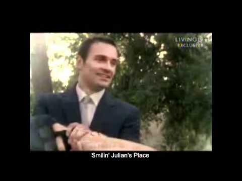 Charmed/Julian McMahon - Living TV Interview