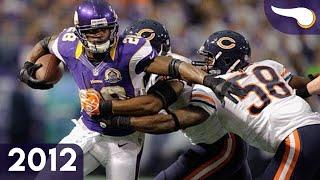 Adrian MVPeterson Adds to His Historic Season - Bears vs. Vikings (Week 14, 2012) Classic Highlights