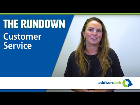 The Rundown: Customer Service