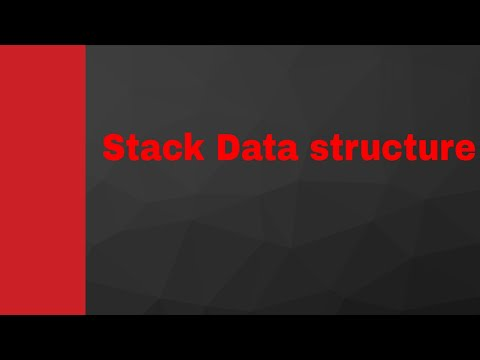 what is stack and queue and what are their types.