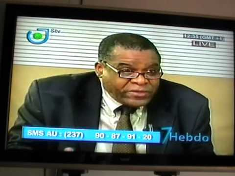 Debate on the senate law in Cameroon