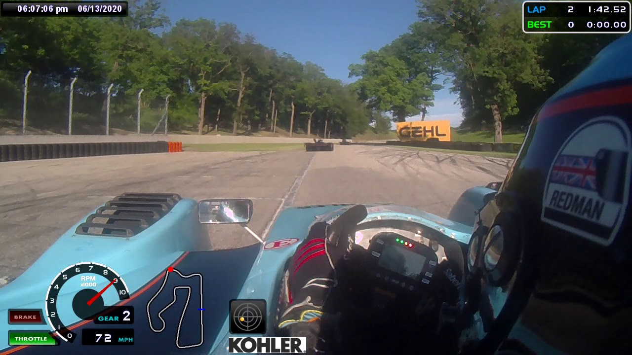 Saturday, June 13 In Car Video