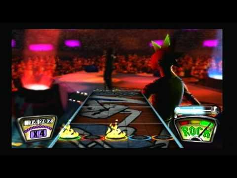 Guitar Hero - Godzilla - Blue Oyster Cult - Expert Guitar - 26/47