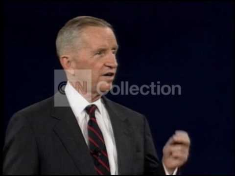 Mike Broomhead - Ross Perot Dead At 89