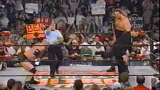 vuclip Goldberg vs Big Show WCW Nitro