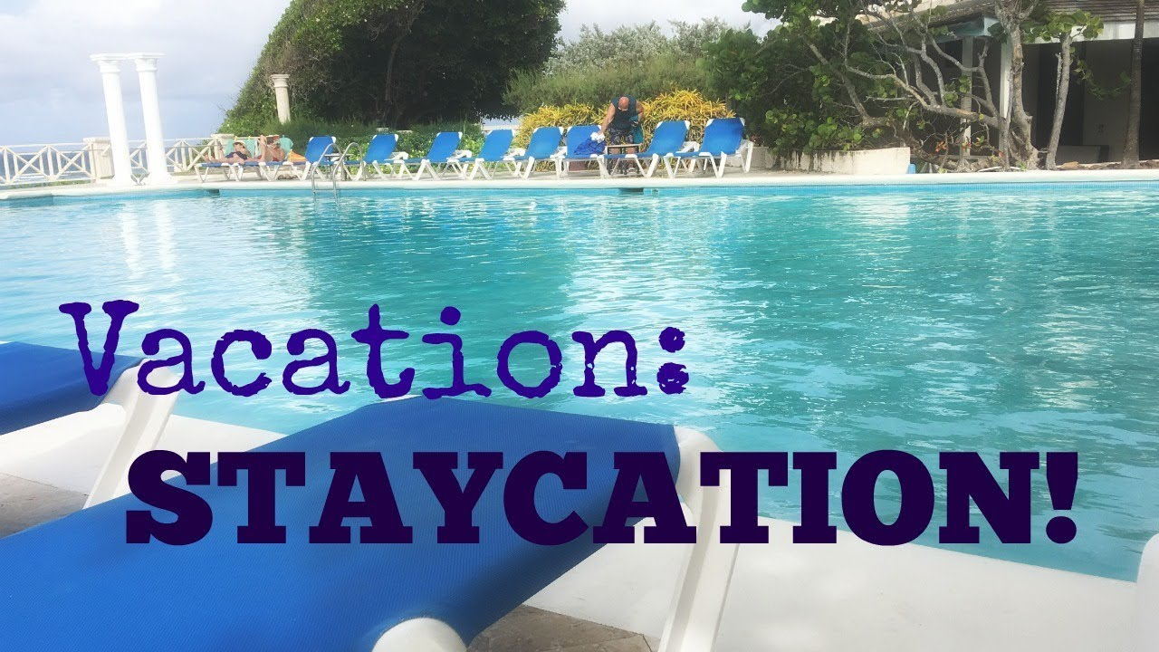 Vacation: Staycation~Summer Vlog # 3