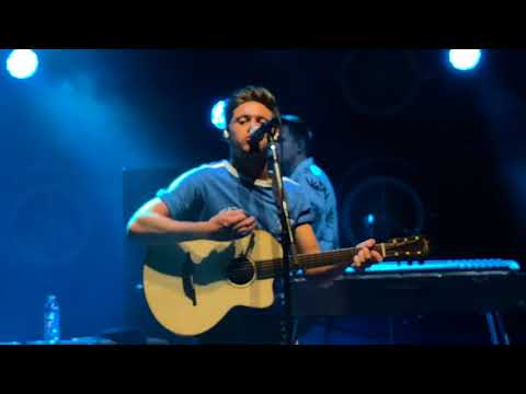 Niall Horan - The Tide Live - Mountain View, CA - 8/4/18 - Flicker World Tour