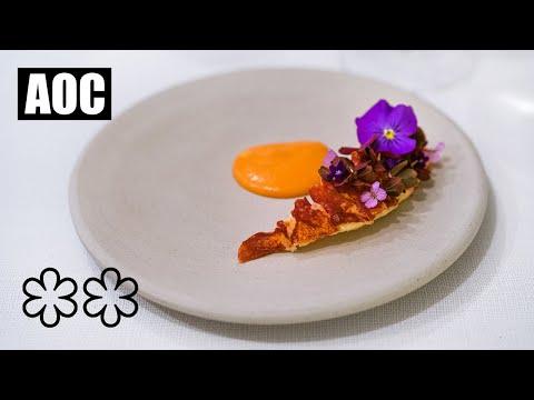 The Secret Two-Starred Michelin-Restaurant – AOC in Copenhagen