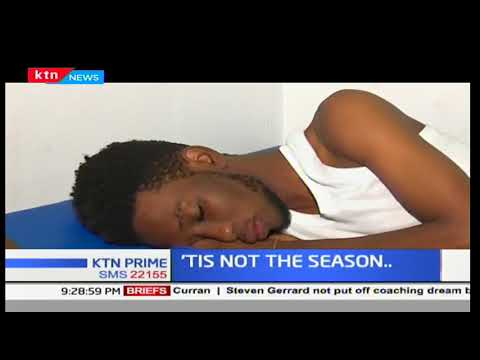 Victims of drank drugging recuperate in Embakasi after an ordeal during Christmas