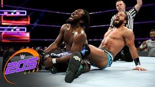Rich Swann vs. Tony Nese: WWE 205 Live, Dec. 5, 2017