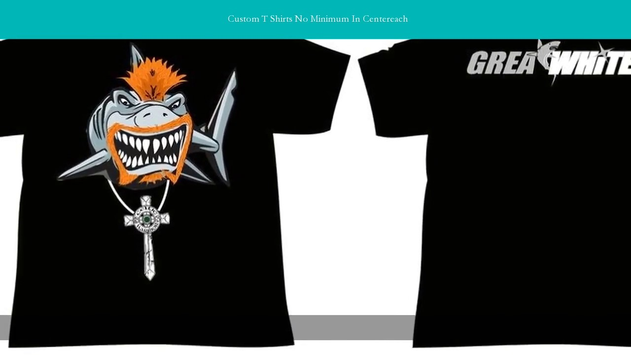 Custom T Shirts No Minimum In Centereach
