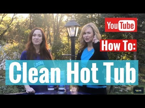 How to Clean Your Hot Tub or Spa