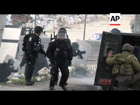 Protests and clashes in Jerusalem, Gaza and WBank on Land Day