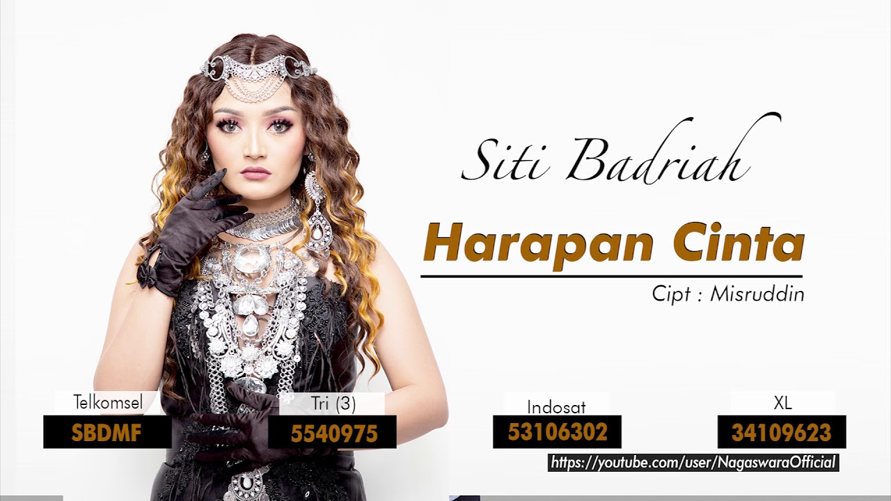 Single Harapan Cinta by Siti Badriah
