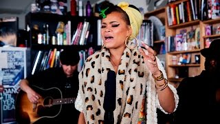 Andra Day NPR Music Tiny Desk Concert