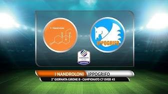 CAMPIONATO C7 OVER 45 - I nandroloni vs Ippogrifo