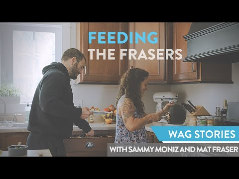 Feeding the Frasers: With Sammy Moniz and Mat Fraser