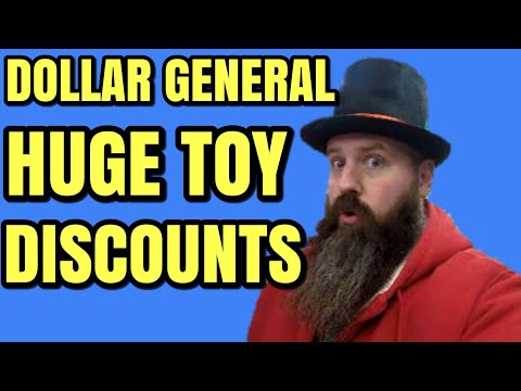 Dollar General 50% Off Toys Clearance BIG Discounts | Penny Shopping List 12/10/19 December