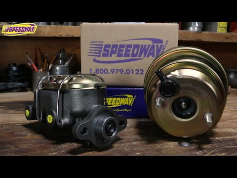 Speedway Tech Talk - Booster Adjustment