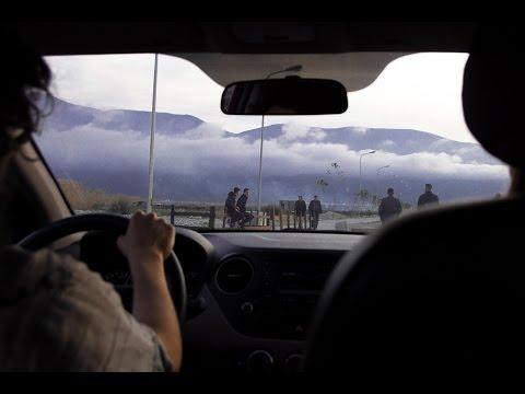 Travel by car to the South of Albania /  Drive nëpër Shqipërinë e Jugut - AliciaCalvinho