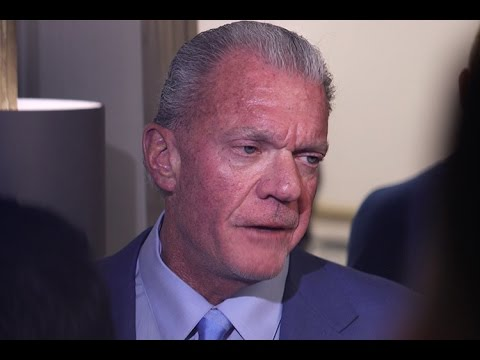 Colts owner Jim Irsay says there