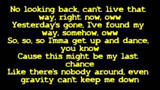 Jason Derulo - Undefeated [Official Lyrics Video] [1080p]