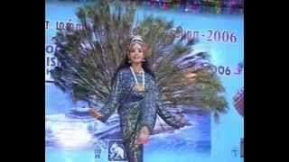 Dances -Peacock Dance Tamilnadu
