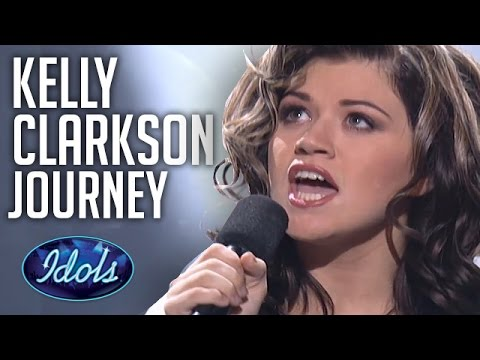Kelly Clarkson American Idol Season 1 Winner's Journey Auditions & Performances | Idol Global