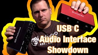 Focusrite Scarlett 2i2 3rd Gen vs PreSonus 24c | USB-C Audio Interface Showdown