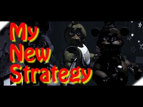 My New Strategy | Five Nights At Freddy's | Part 4