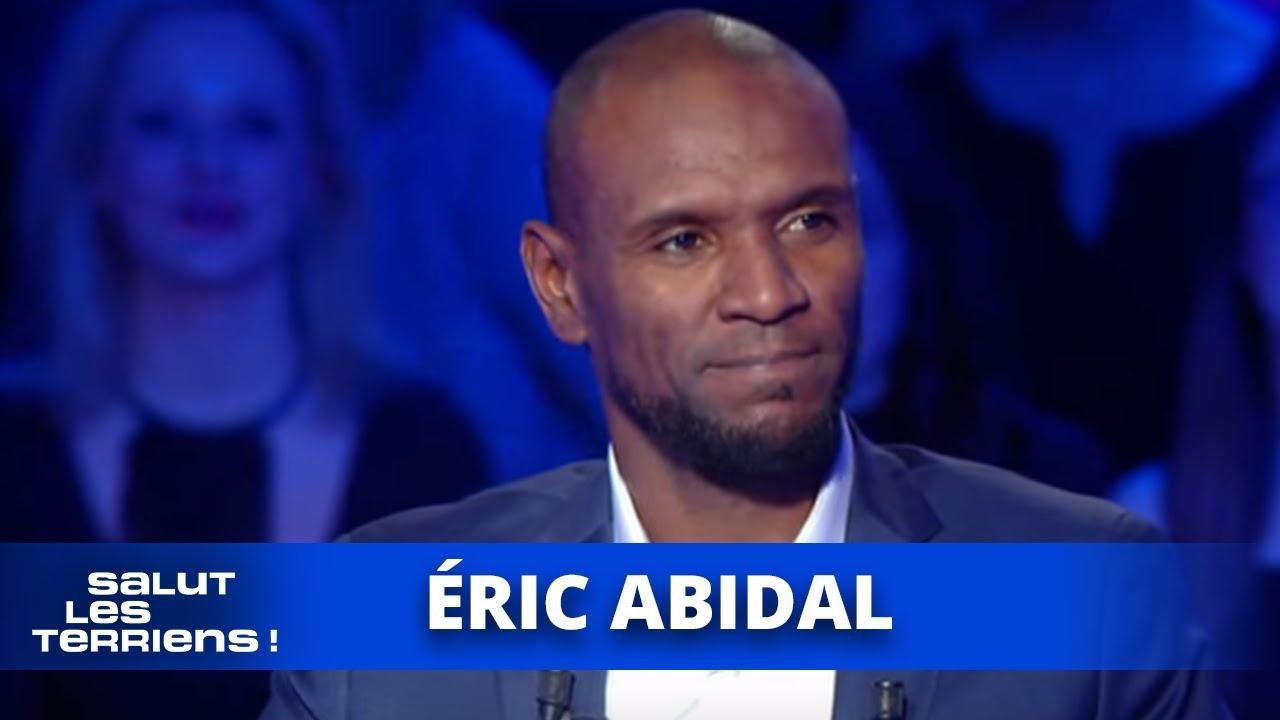 Eric Abidal, joueur de haut niveau malgré sa greffe du foie - Salut les Terriens